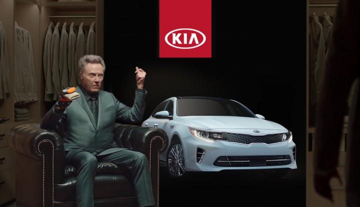 News Kia Optima Superbowl 50 Commercial