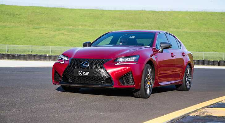 lexus gs f latest prices best deals specifications news and reviews. Black Bedroom Furniture Sets. Home Design Ideas