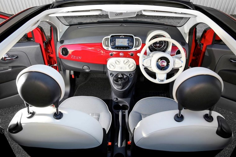 fiat 500 - latest prices, best deals, specifications, news and reviews