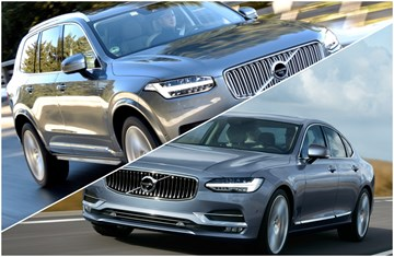 Volvo Bags Two European Awards In A Row For Its S90 And XC90