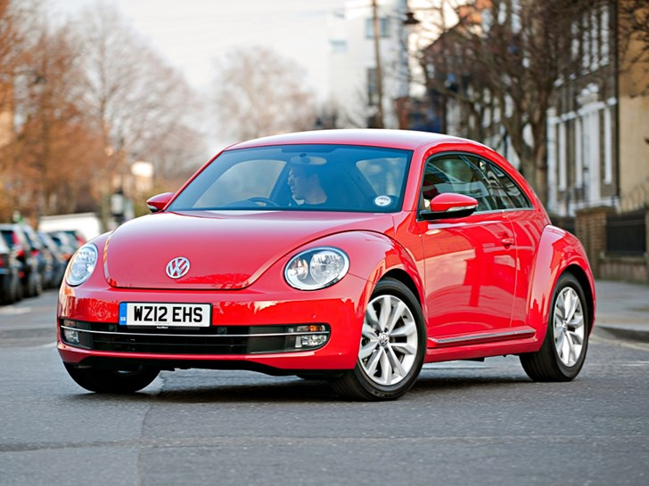 Volkswagen To Drop The Beetle In 2016