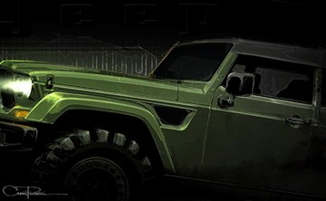 Jeep Teases Two Concepts For Unveil At Moab