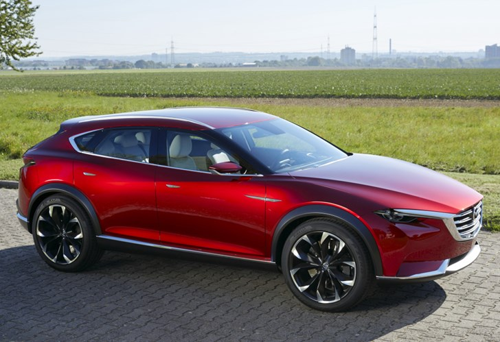 News Mazda Cx 4 To Be China Only For Now