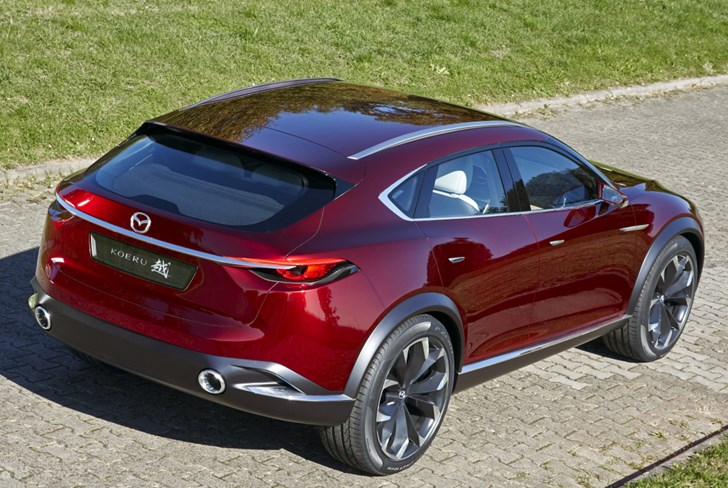News - Mazda CX-4 To Be China-Only For Now