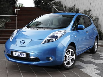 Nissan To Recall 47,000 Leaf EVs For Braking Issues