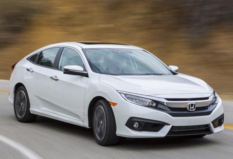 Honda Australia Leans Heavily On New Civic For 2016