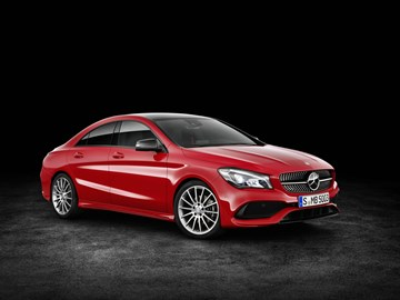 Mercedes-Benz Keeps It Steady With Updated CLA