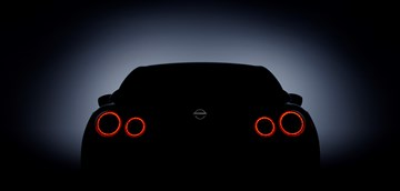 Nissan Teases Its 2017 GT-R Ahead Of NY Auto Show Debut