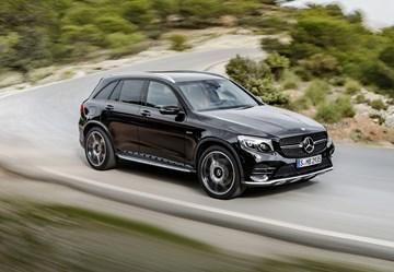 2016 Mercedes-AMG GLC 43 4MATIC