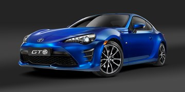 Meaner 2017 Toyota 86 Heads To New York