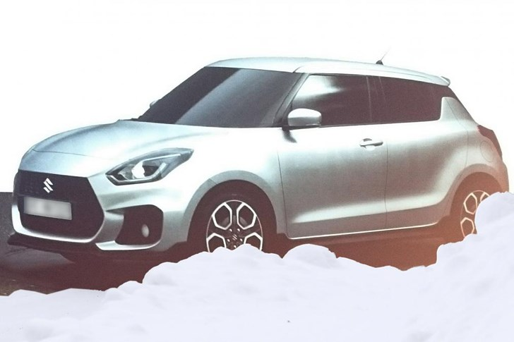 Surprise, This Could Be Suzuki's Next Swift