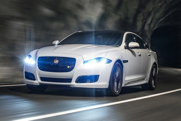 Jaguar XJ Next-Generation Super Luxury