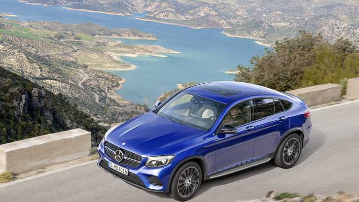 news mercedes benz glc coupe unveiled in new york. Black Bedroom Furniture Sets. Home Design Ideas