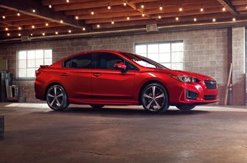 This Is The All-New 2017 Subaru Impreza