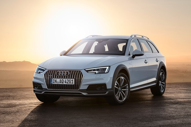 Audi Previews Its 2016 A4 Allroad