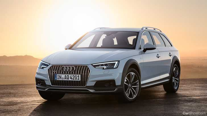 News Audi Previews Its A Allroad With Latest Quattro AWD Tech - Audi awd