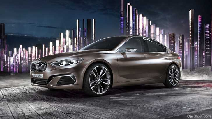 Is BMW Looking To 2 Series Gran Coupe Combat Merc CLA