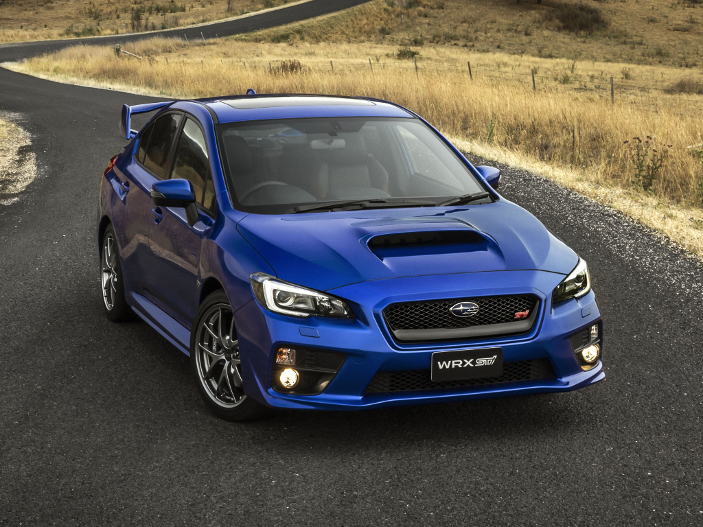 review 2016 subaru wrx sti full review road test. Black Bedroom Furniture Sets. Home Design Ideas