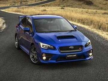 2016 Subaru WRX STI - Review