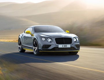 Bentley Debuts More A Powerful Continental GT Speed & New Black Edition