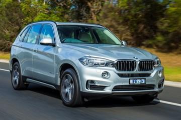 BMW Kicks Off New iPerformance Range With X5 xDrive40e Plug-In Hybrid