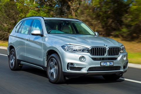 BMW Kicks Off New iPerformance Range With X5 xDrive40e Plug-In Hybrid