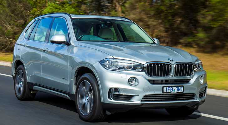 What are the features of the BMW X5?