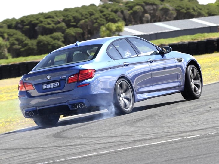 BMW To Axe Manual Transmissions On Their M5, For Good This Time