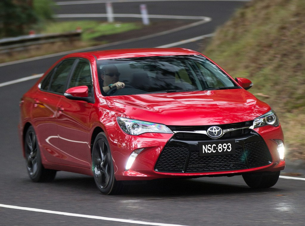 review 2016 toyota camry atara sx full review road test. Black Bedroom Furniture Sets. Home Design Ideas