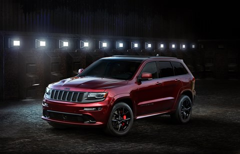 Jeep's Stealthy Grand Cherokee SRT Night, 120 Units Confirmed For Australia
