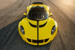 Hennessey Says Its Venom GT Just Beat Its Own 435km/h Speed Record