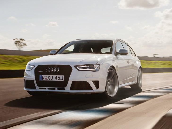 Audi's Next RS4 To Make Comeback With V6 e-Turbo Power?