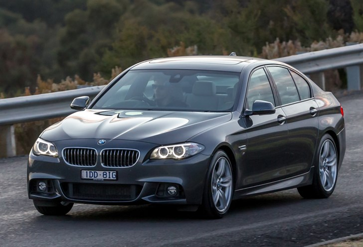 BMW Has Sold Over 2 Million Of Its F10 5 Series