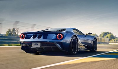 Ford Gt Orders Open Today Online Configurator Live