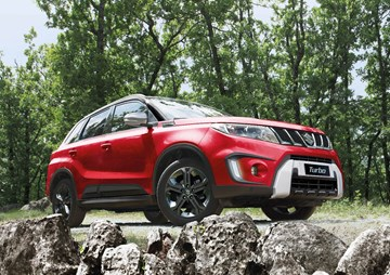 Suzuki Australia Rolls Out New Top Spec Vitara S Turbo