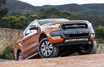 2016 Ford Ranger Wildtrack Full Review
