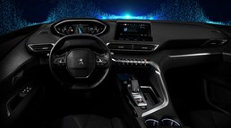 Peugeot Previews Next i-Cockpit, To Debut In All-New 3008