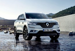 The All-New Renault Koleos, And It's Officially Coming To Beijing
