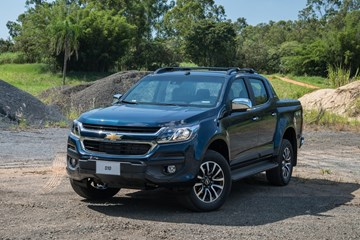 Redesigned Holden Colorado Coming Late 2016