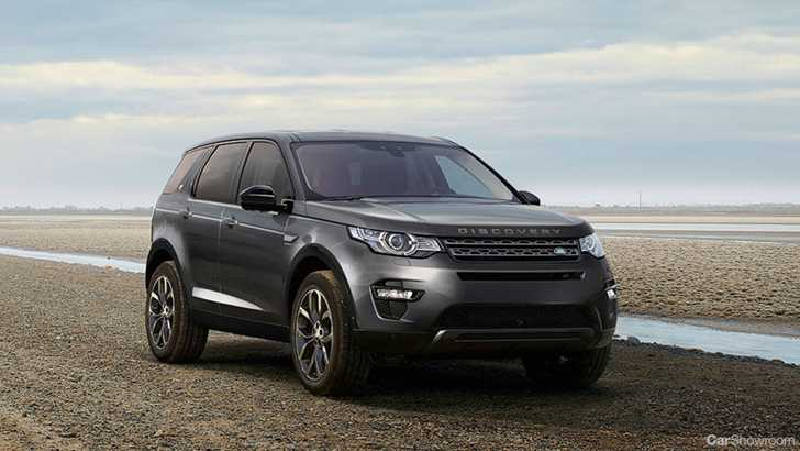 news 2017 land rover discovery sport receives tech upgrades. Black Bedroom Furniture Sets. Home Design Ideas