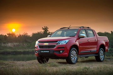 2017 Holden Colorado Early Specifications Revealed (2)