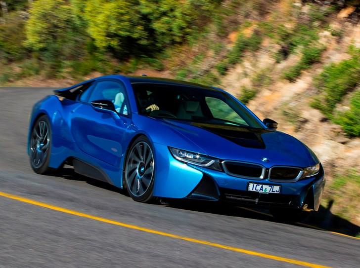 News Bmw S I8 Sports Car To Get More Power Range With Facelift