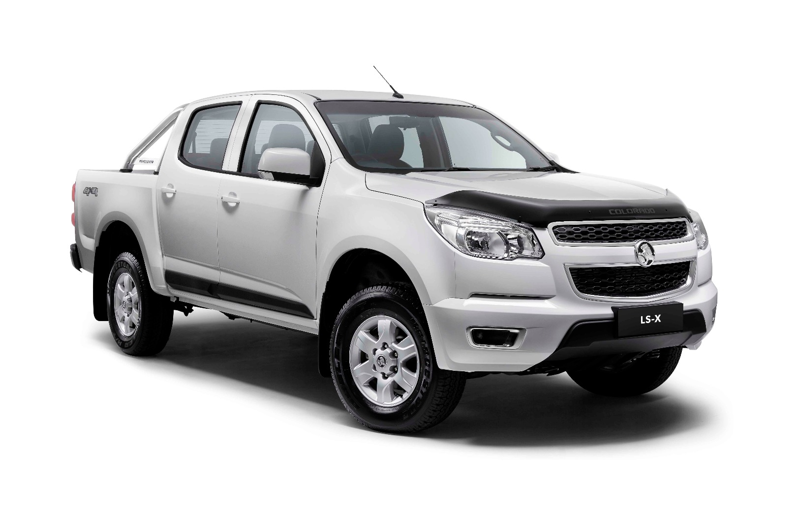 News - Holden Expands Colorado Range With New LS-X