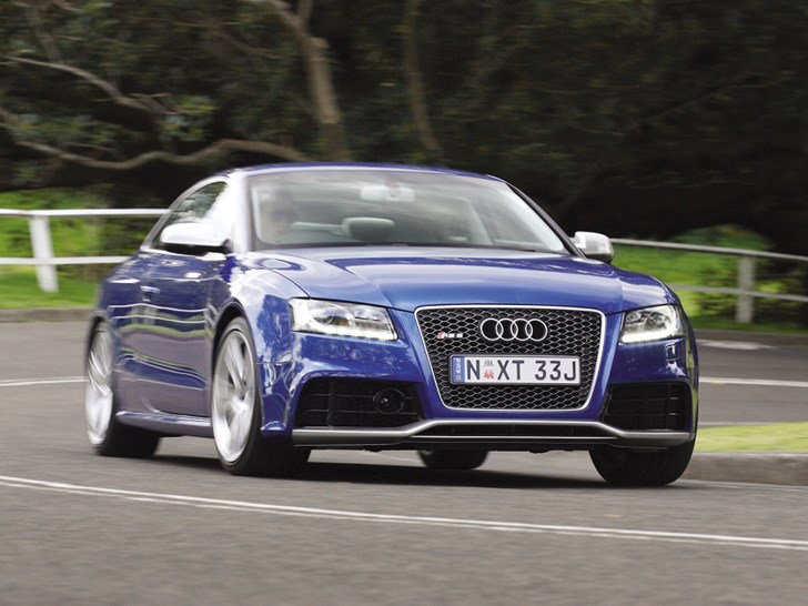 All-New Audi A5 To Make June Debut At Ingolstadt