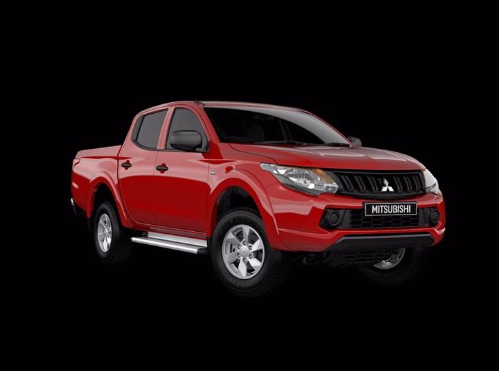 Mitsubishi Adds Limited Edition GLX+ Into Its Triton Ute Range