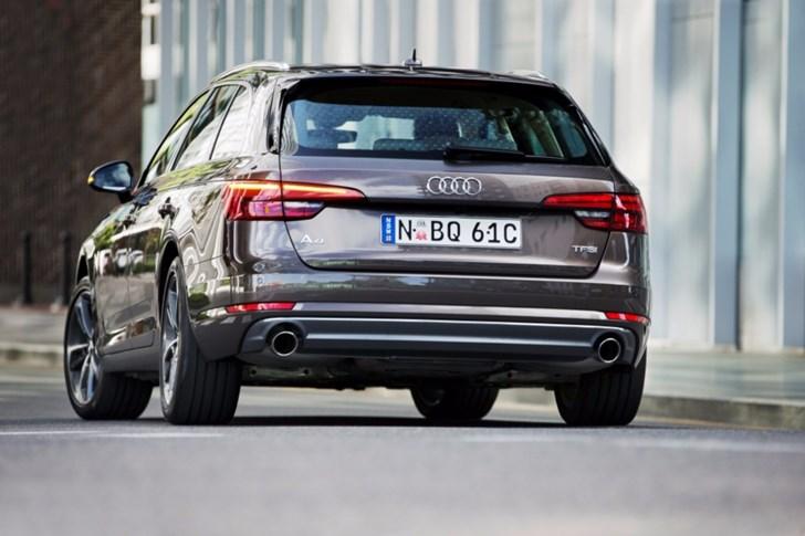 Audi Introduces All-New A4 Avant 2.0 TFSI