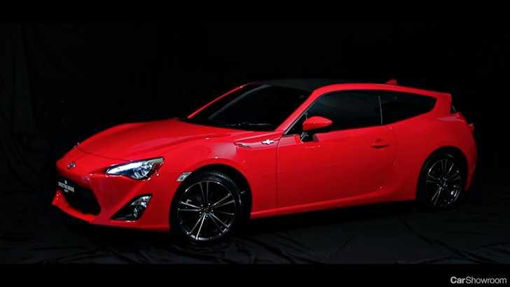 News Toyota Unveils Stunning 86 Shooting Brake Concept