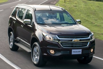 Holden Colorado 7 Renamed To Trailblazer, Arriving Later 2016