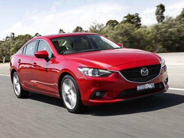 Next Mazda6 Might Feature Ultra-Efficient HCCI Engine Tech