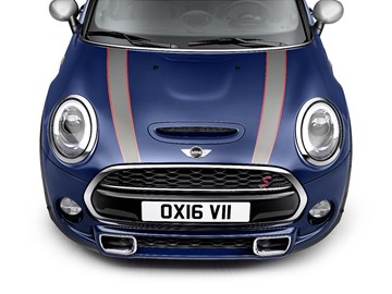 Special Edition MINI Seven Makes Its Debut